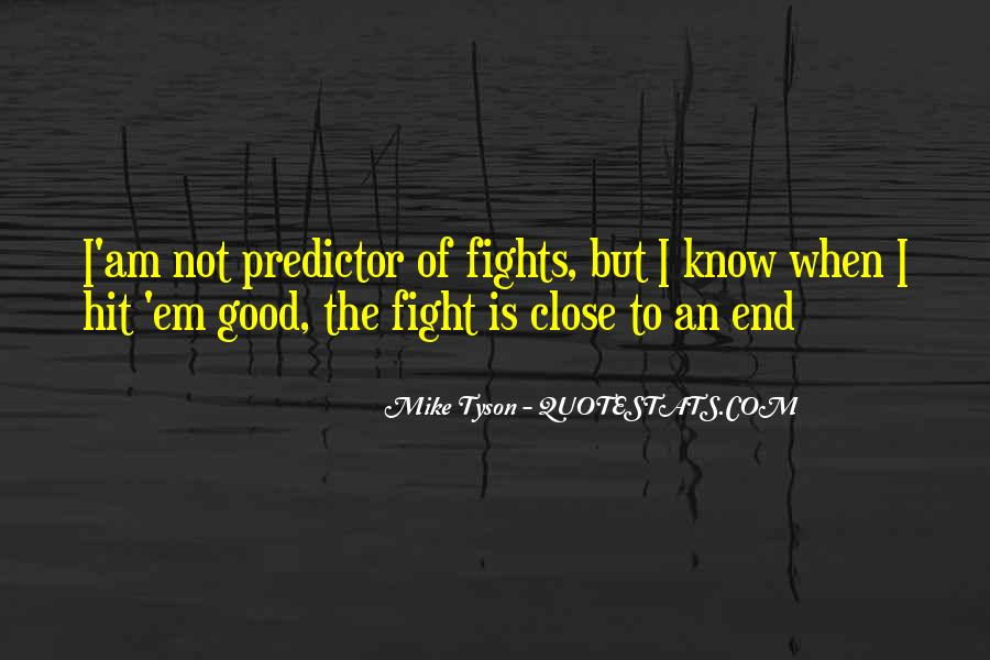 Good Fight Quotes #178805
