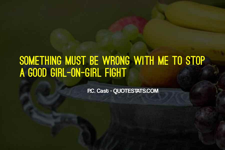 Good Fight Quotes #426869