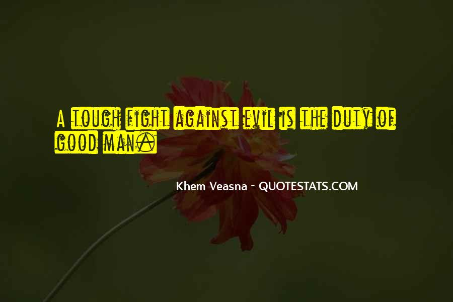 Good Fight Quotes #440795