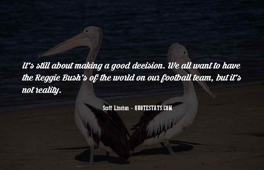 Good Football Team Quotes #1079721