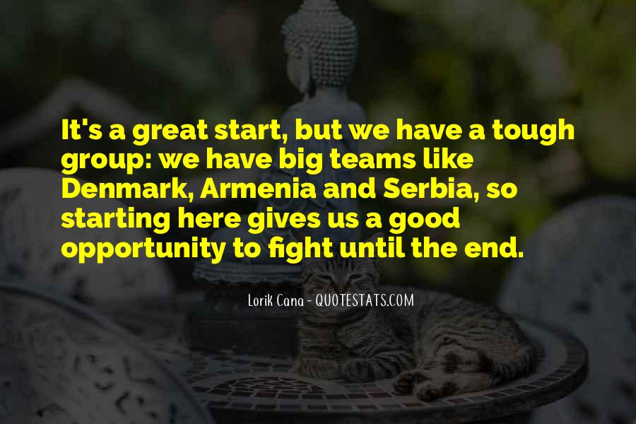 Good Football Team Quotes #1118956