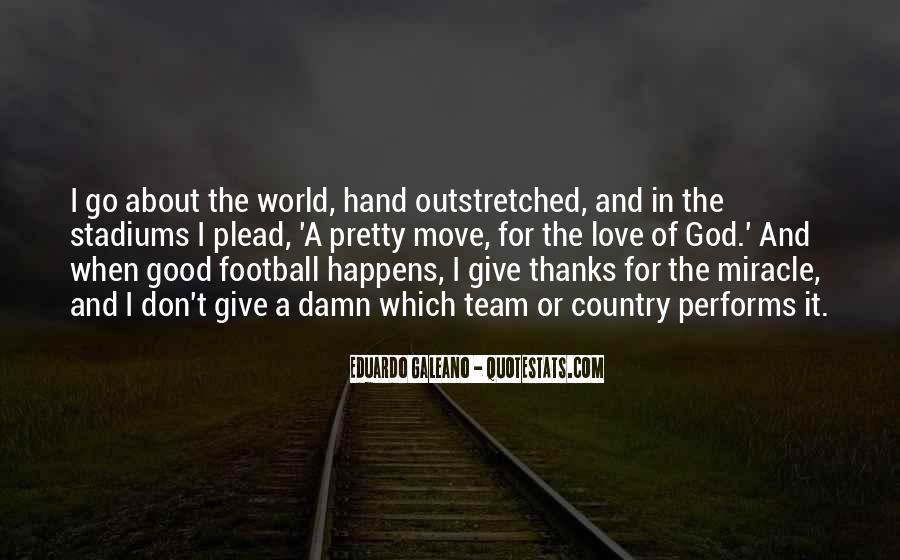 Good Football Team Quotes #1243357