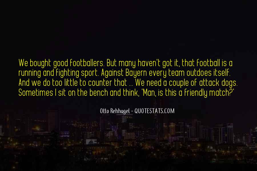 Good Football Team Quotes #367846