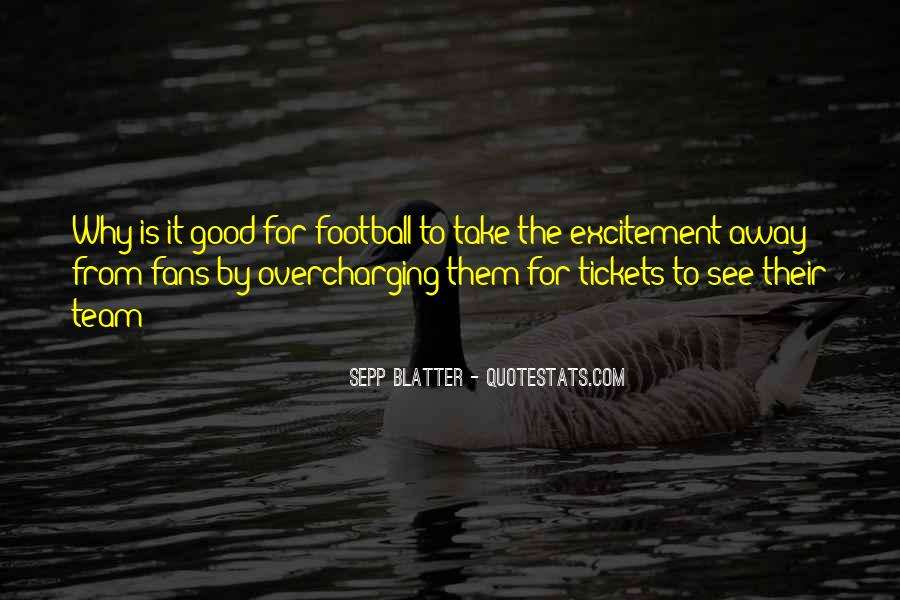 Good Football Team Quotes #807102