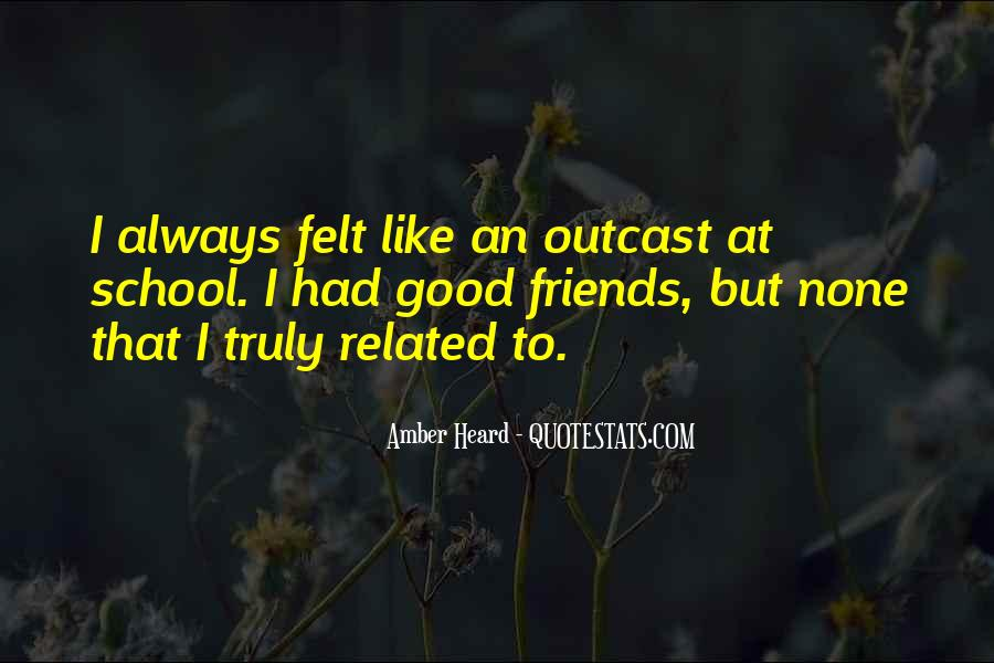 Good Friends Always There Quotes #1325883