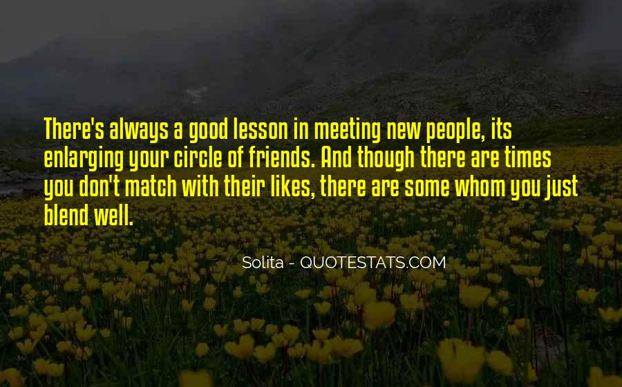 Good Friends Always There Quotes #189771