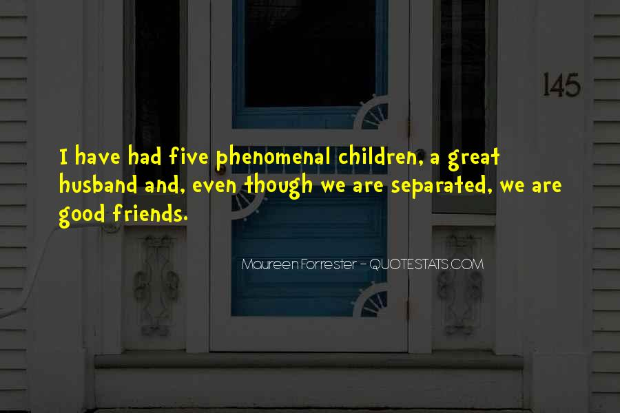 Good Friends And Great Friends Quotes #1400754