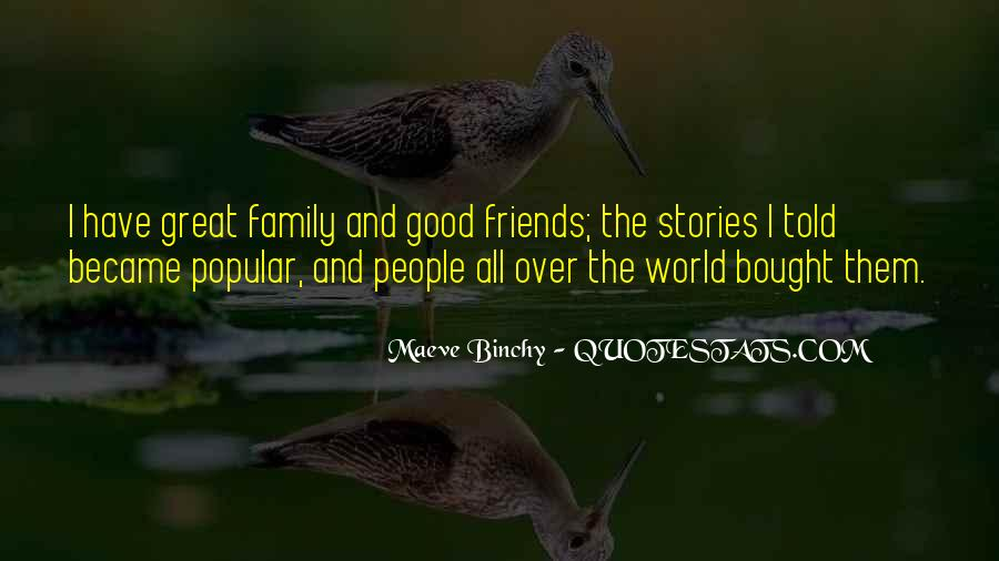 Good Friends And Great Friends Quotes #1445424