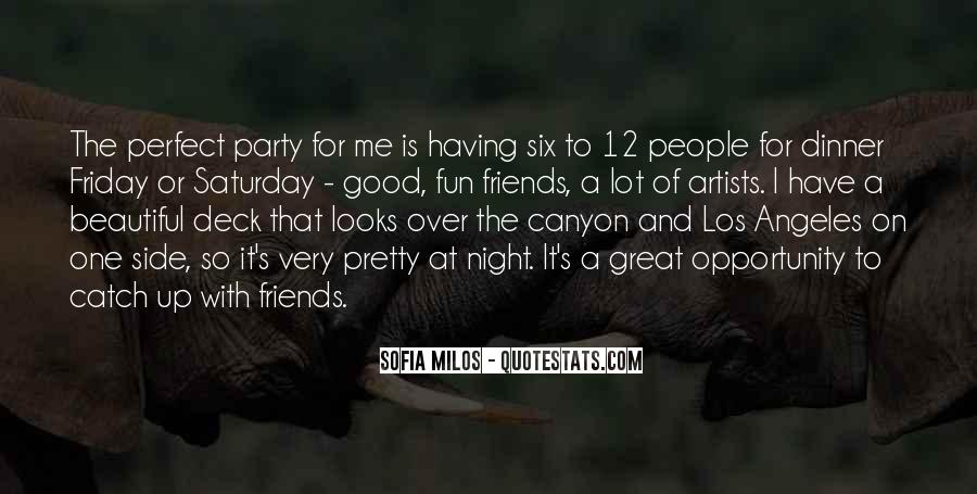 Good Friends And Great Friends Quotes #349429