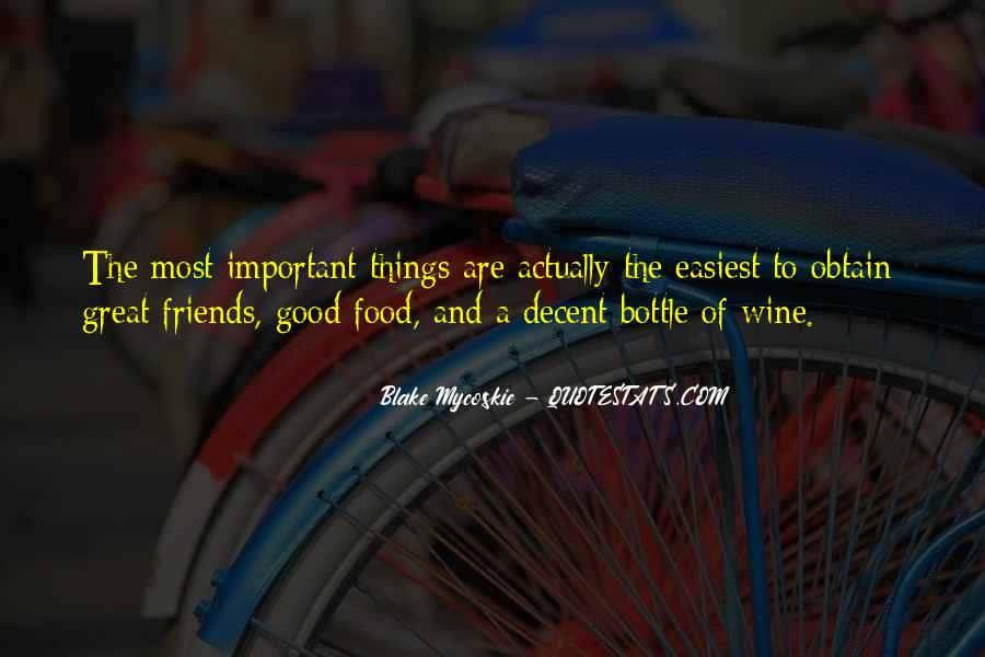 Good Friends And Great Friends Quotes #756736