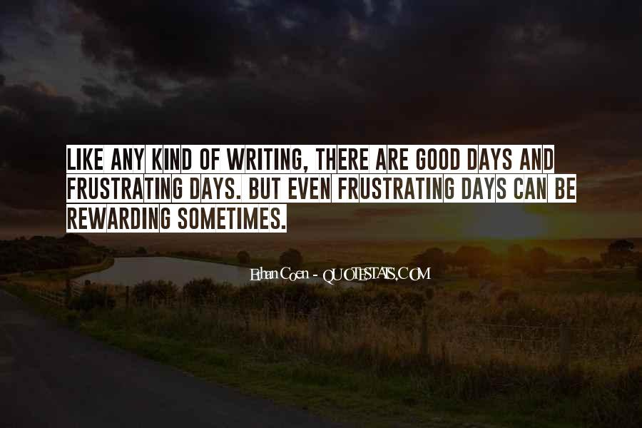 Good Frustrating Quotes #156683