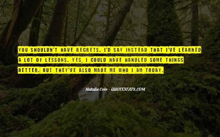 Good Girl Bad Habits Quotes #297952