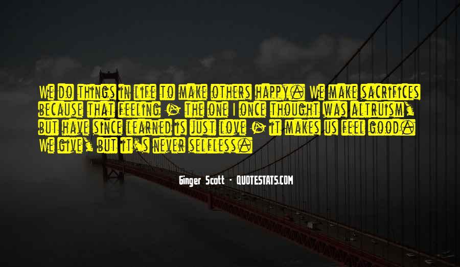 Good Happy Life Quotes #127145