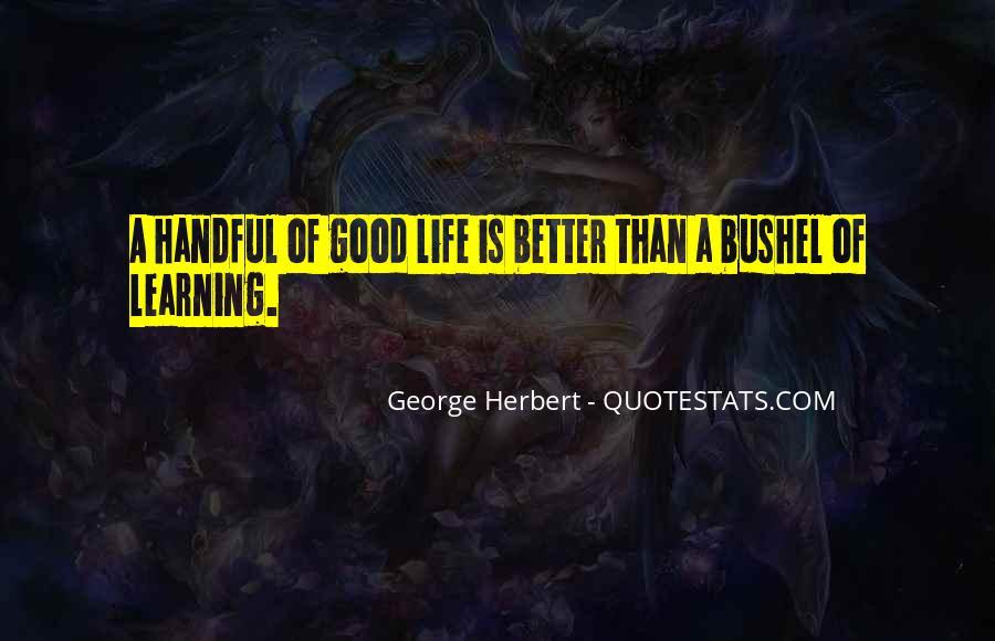 Good Happy Life Quotes #196125