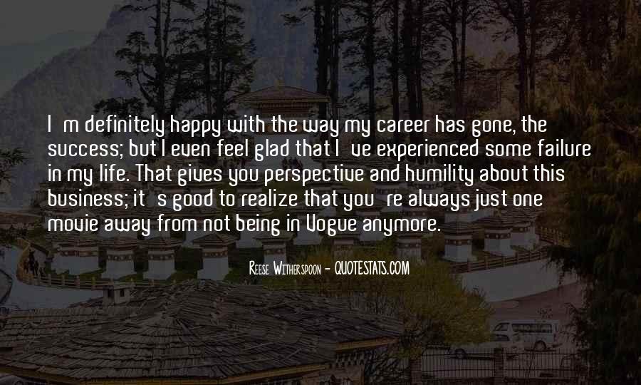 Good Happy Life Quotes #198520
