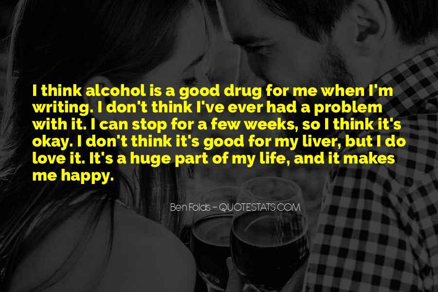 Good Happy Life Quotes #212881
