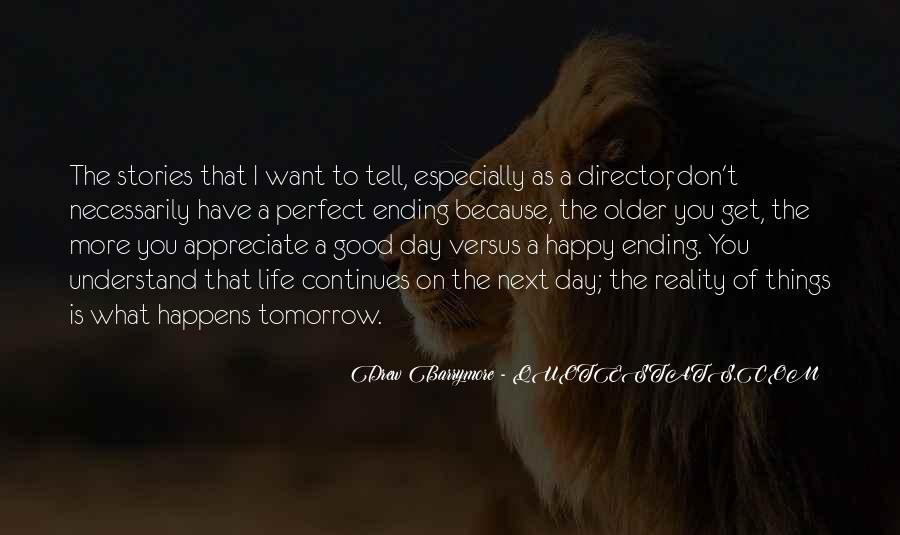 Good Happy Life Quotes #225732