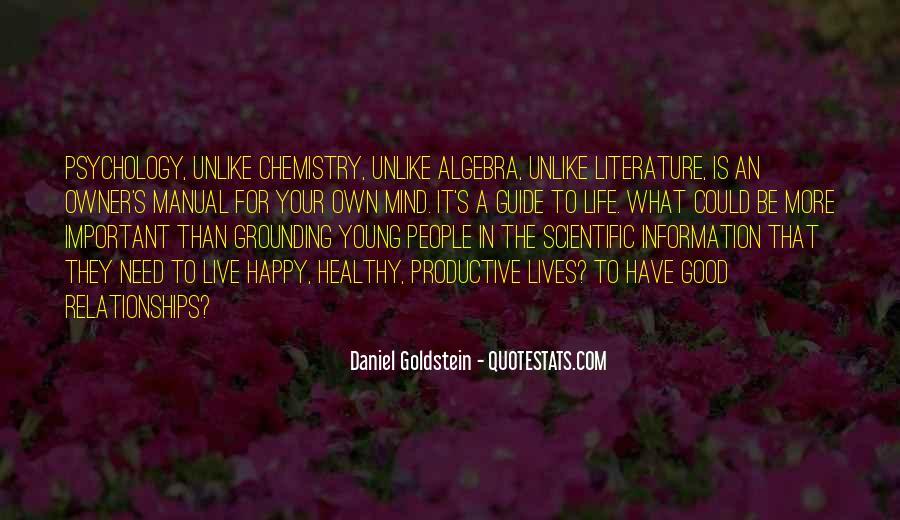 Good Happy Life Quotes #381711