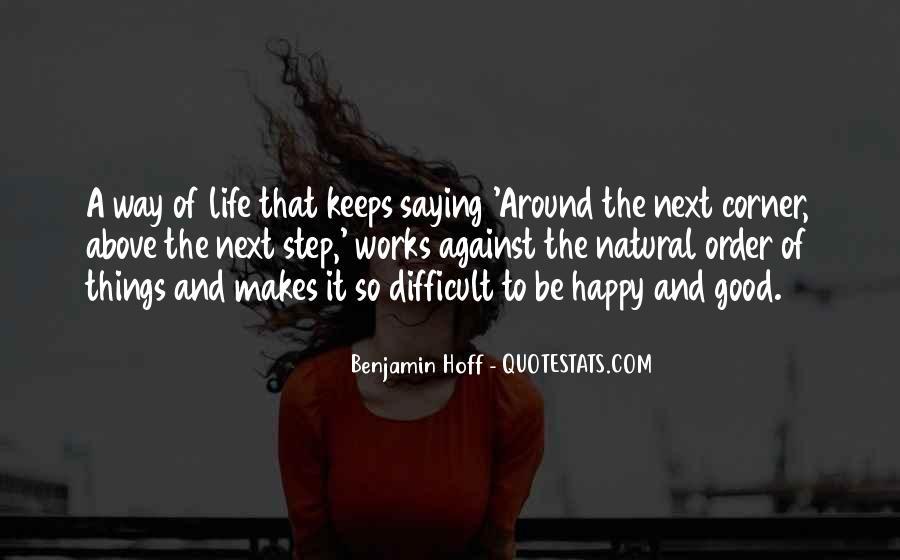 Good Happy Life Quotes #449000
