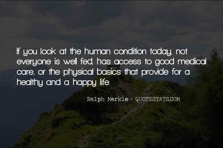 Good Happy Life Quotes #456798