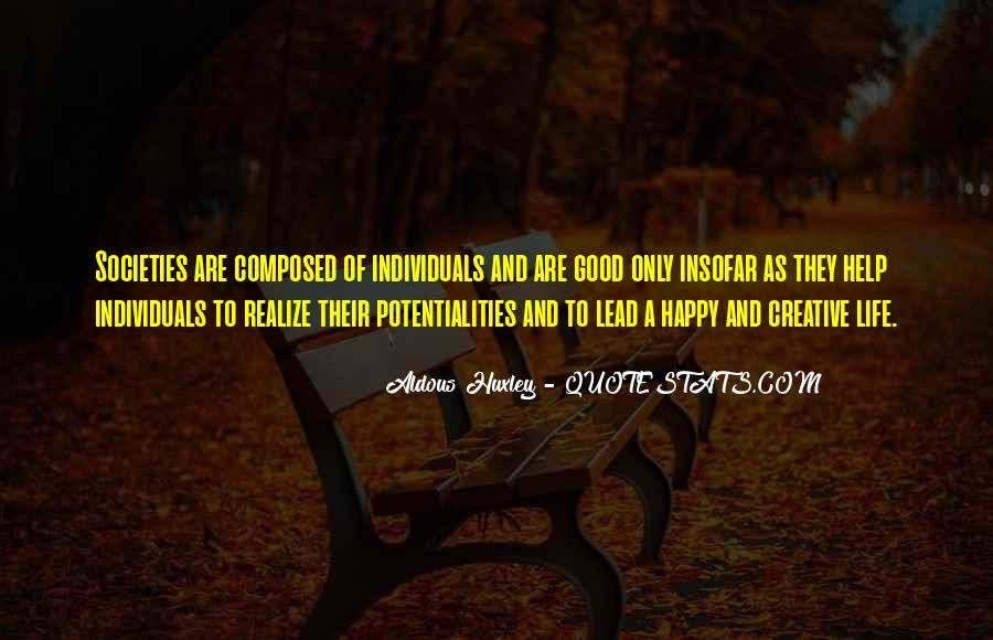 Good Happy Life Quotes #523799