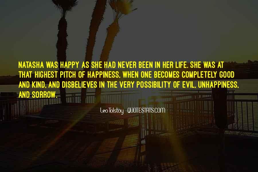 Good Happy Life Quotes #547279