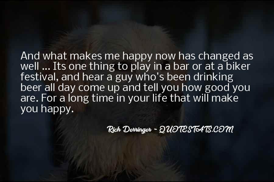 Good Happy Life Quotes #557758
