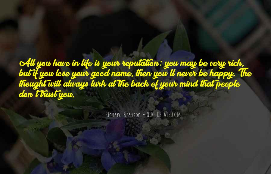 Good Happy Life Quotes #68197
