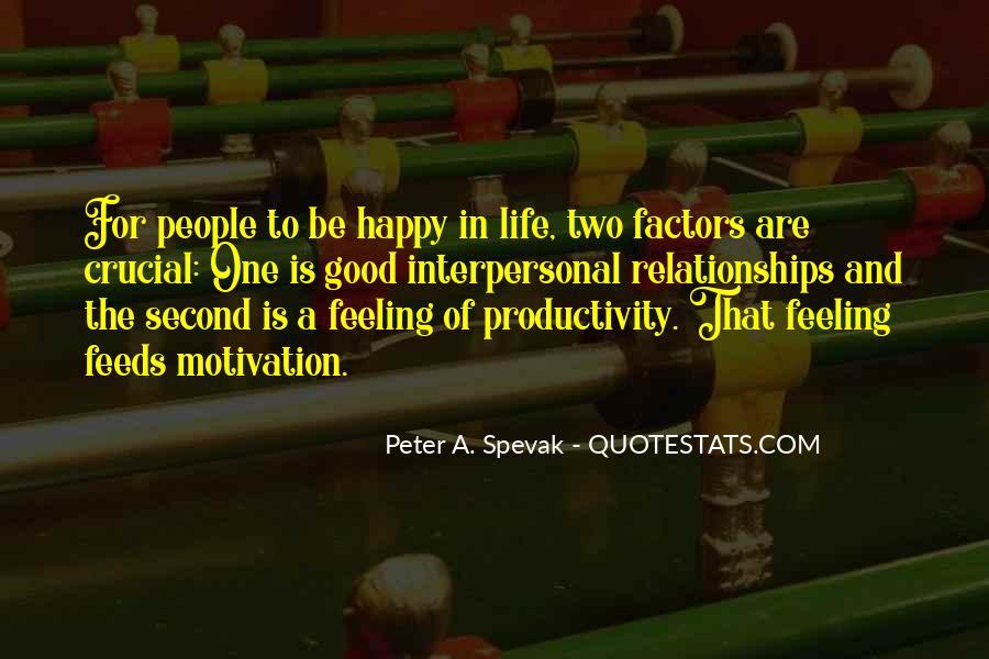 Good Happy Life Quotes #806167