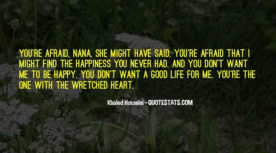 Good Happy Life Quotes #98649