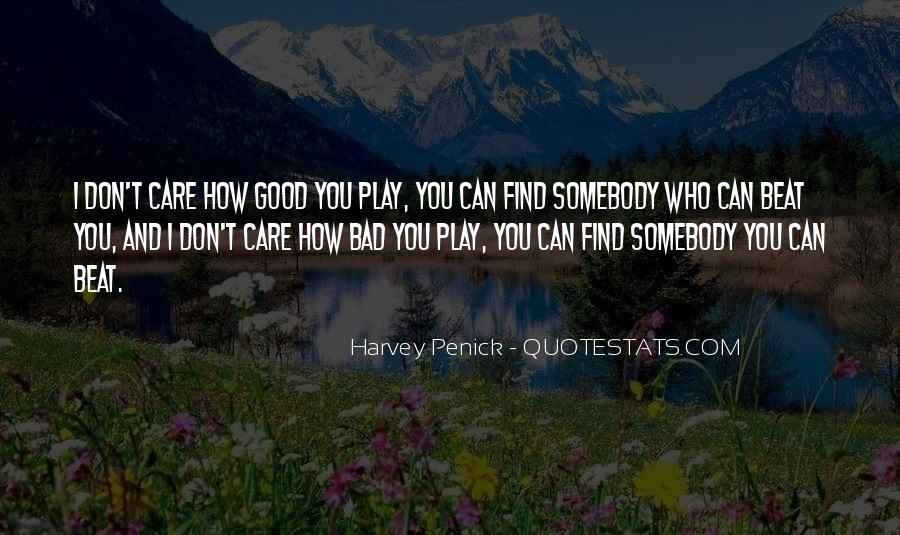 Good Harvey Penick Quotes #1556537