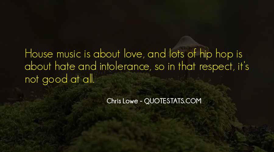 Good Hip Hop Love Quotes #1871324