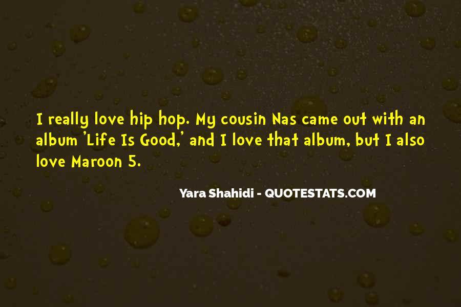 Good Hip Hop Love Quotes #356674