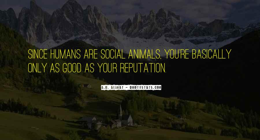 Good Humans Quotes #12348