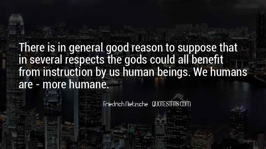 Good Humans Quotes #141729
