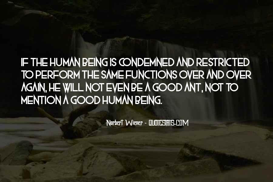 Good Humans Quotes #682663