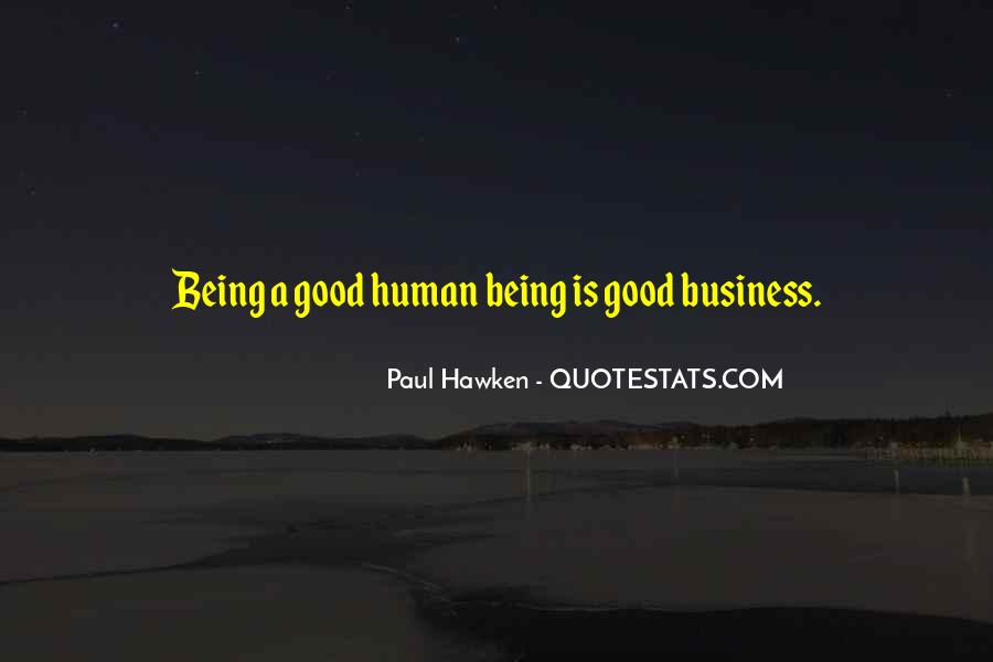 Good Humans Quotes #697810