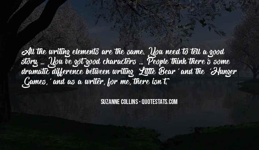 Good Hunger Games Quotes #784179