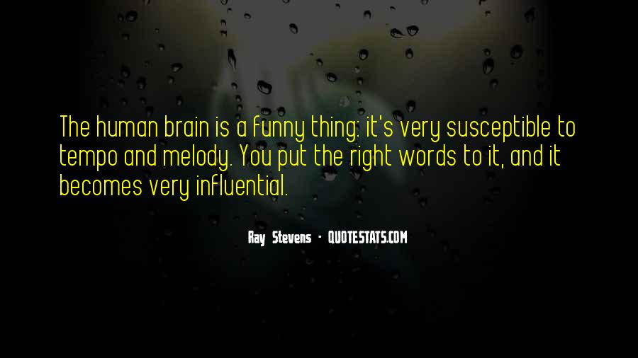 Quotes About Funny Words #1081769