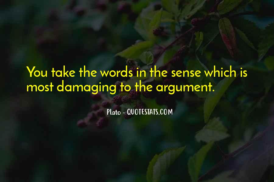 Quotes About Funny Words #279387