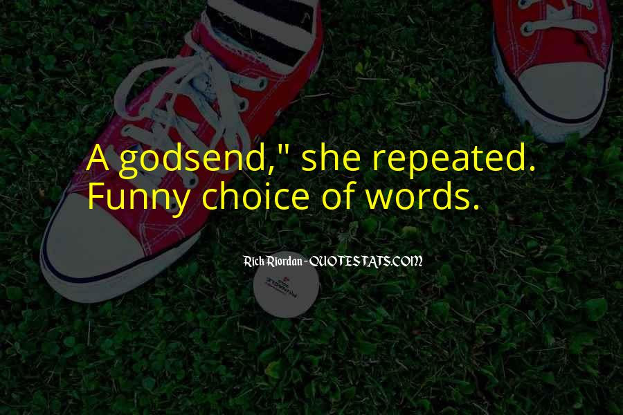 Quotes About Funny Words #390621