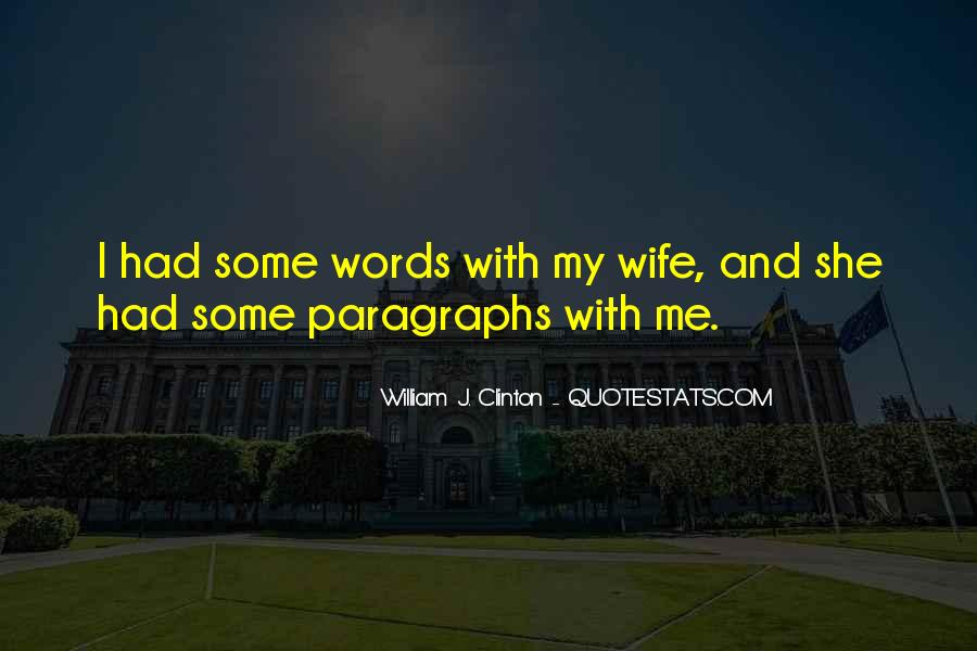 Quotes About Funny Words #546267