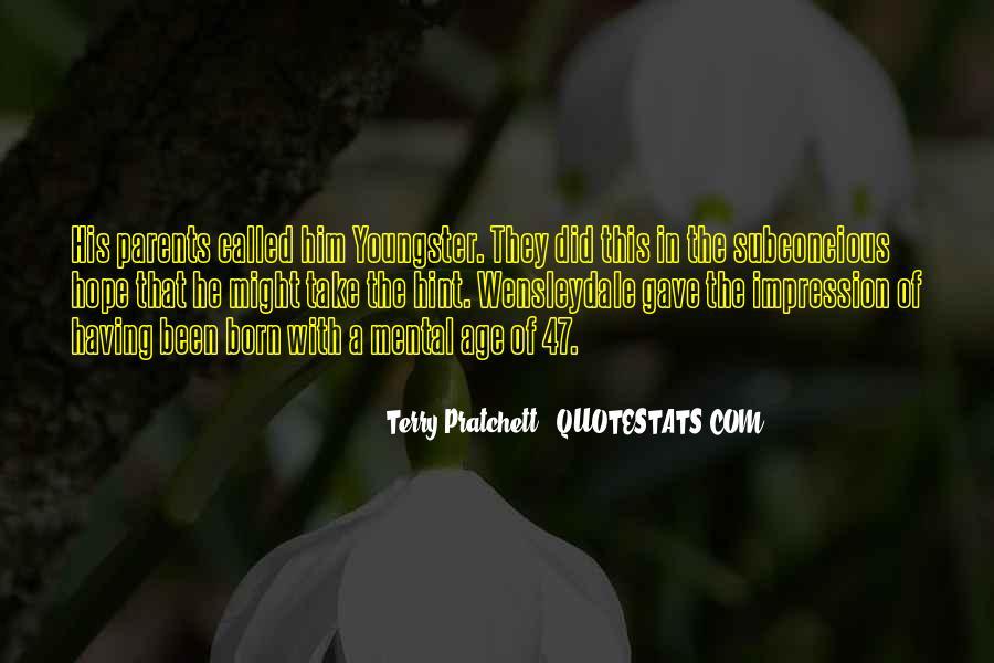 Good Impression Life Quotes #952649