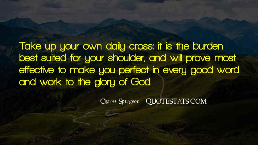 Good Is God Quotes #105964