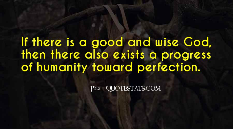 Good Is God Quotes #123756