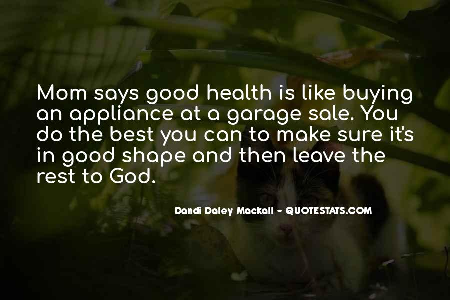 Good Is God Quotes #131905