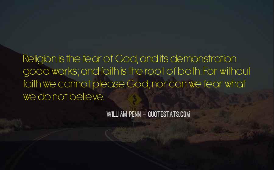 Good Is God Quotes #15282