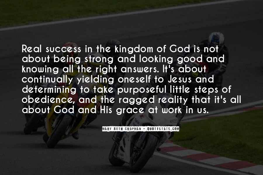 Good Is God Quotes #21109