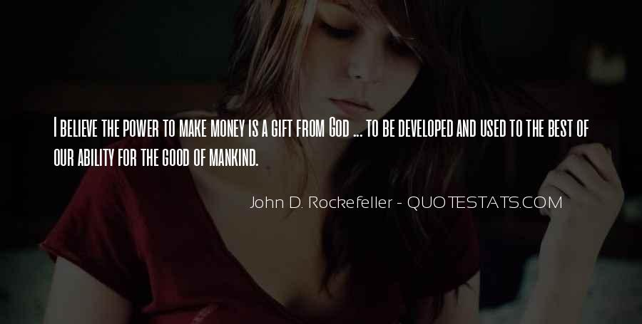 Good Is God Quotes #27173
