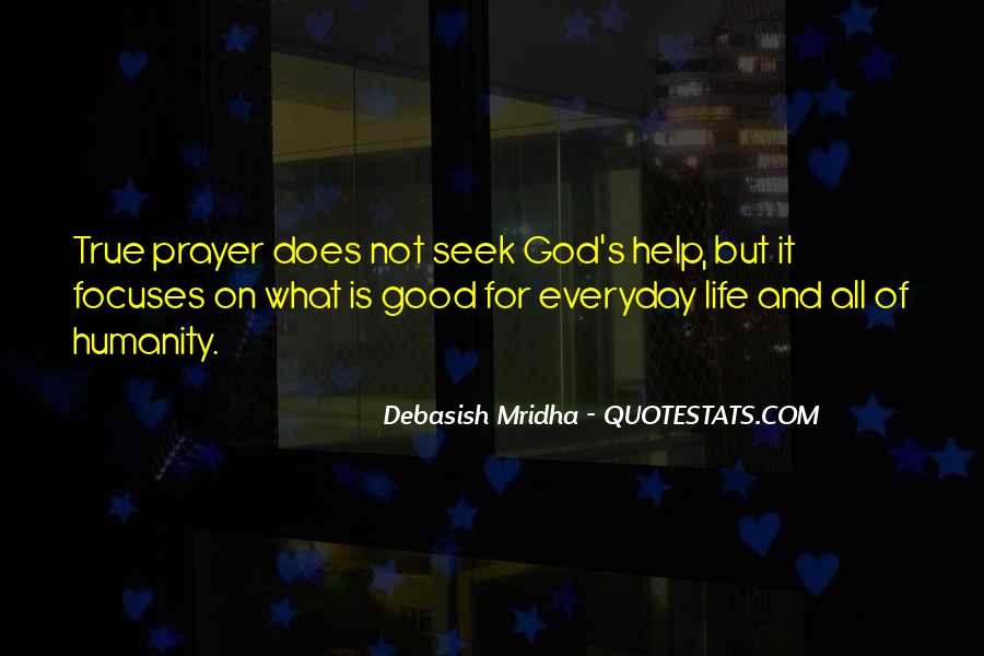 Good Is God Quotes #37904